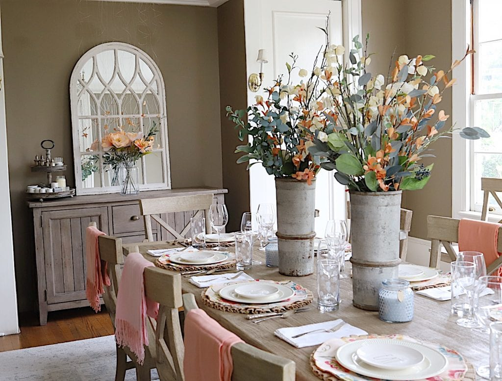 More Spring Decorating Ideas