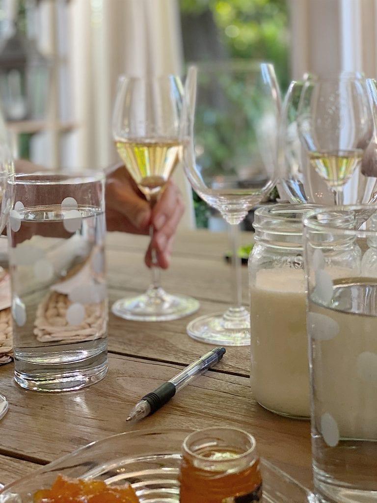 Wine Tasting Zoom Dinner