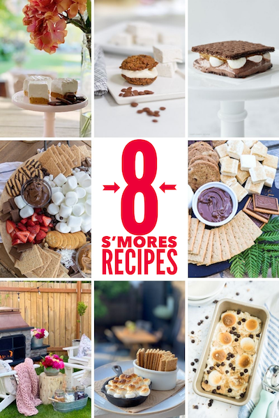 8 S'mores Recipes