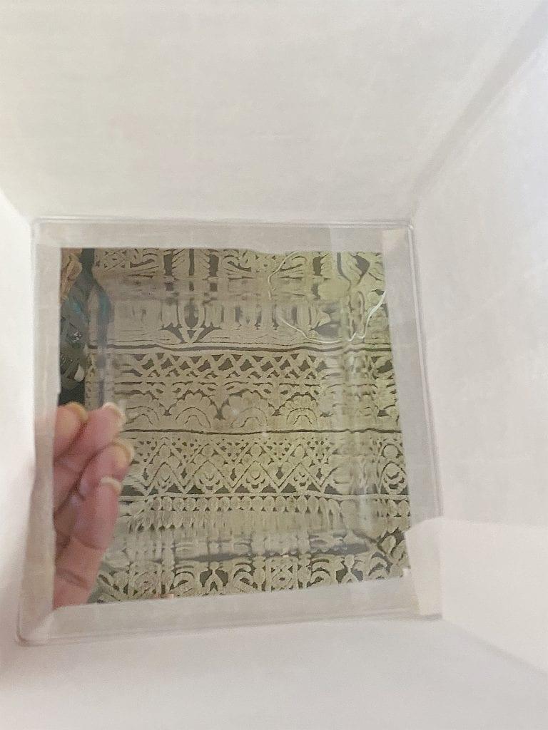 Inside of the Paper Lantern