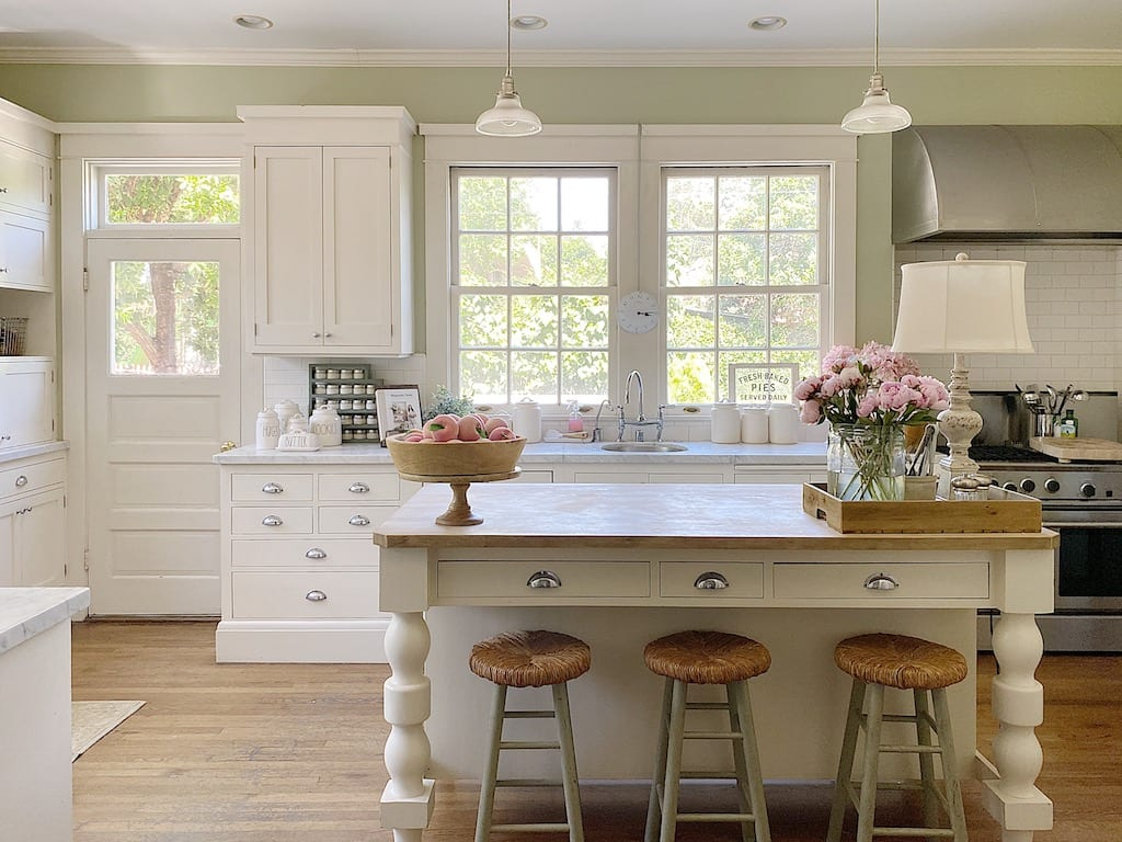 Summer Decorating Ideas In The Kitchen My 100 Year Old Home