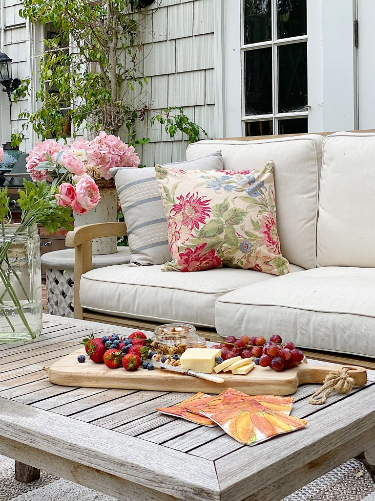 Summer Outdoor Patio