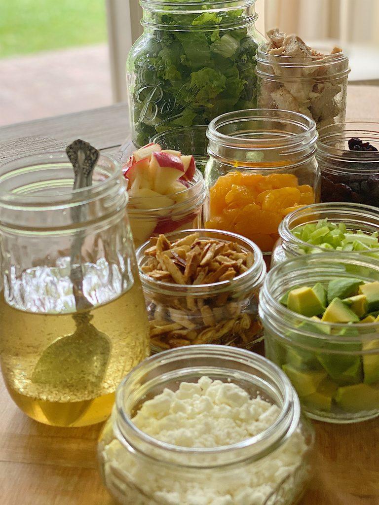 The Best Summer Salad Ingredients