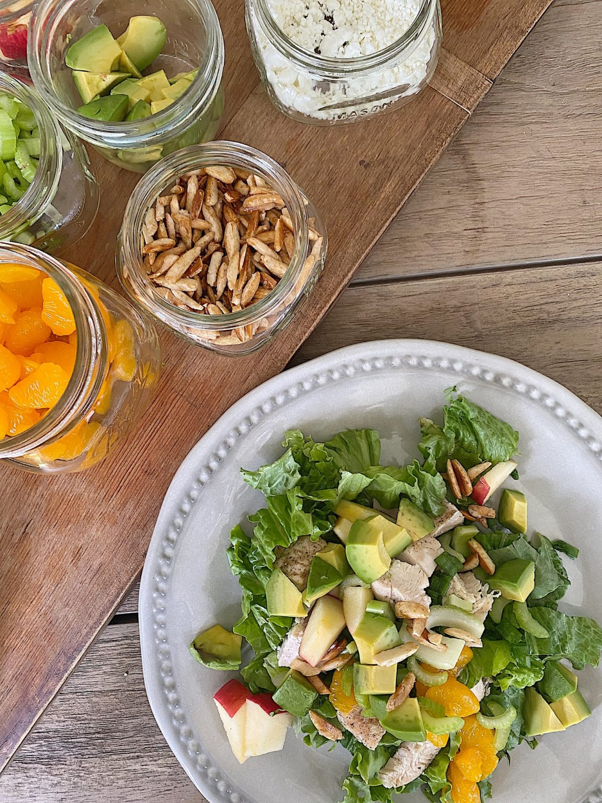 The Best Summer Salad Recipe Bar