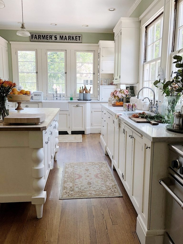 styling your kitchen