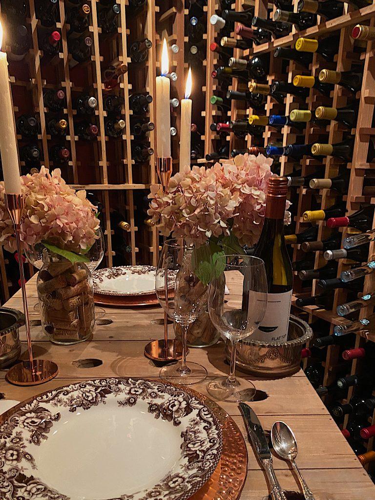 Cellar Dinner