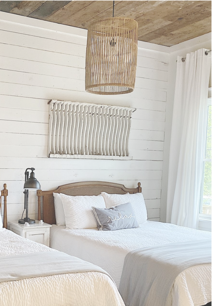 Light Fixture for a Bedroom