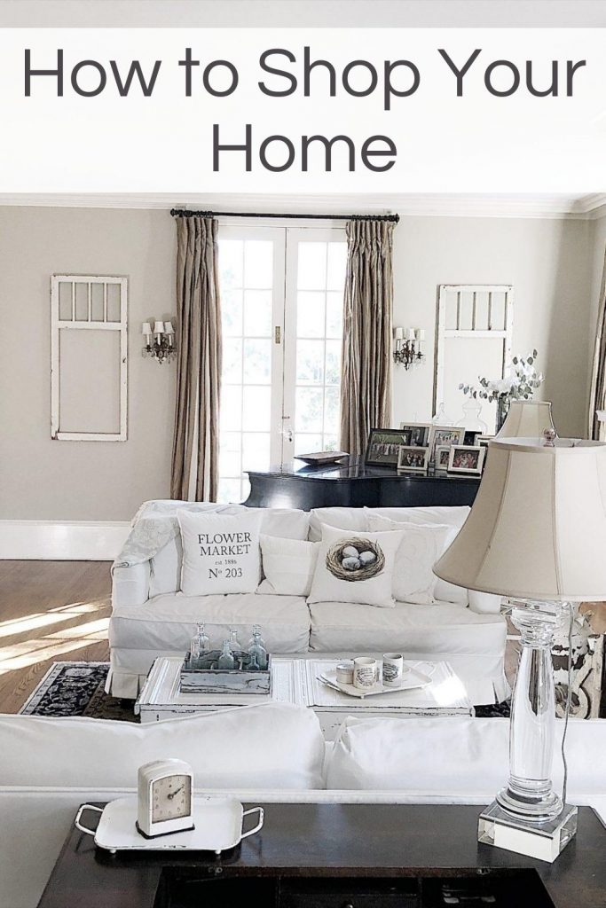 Shop Your Home