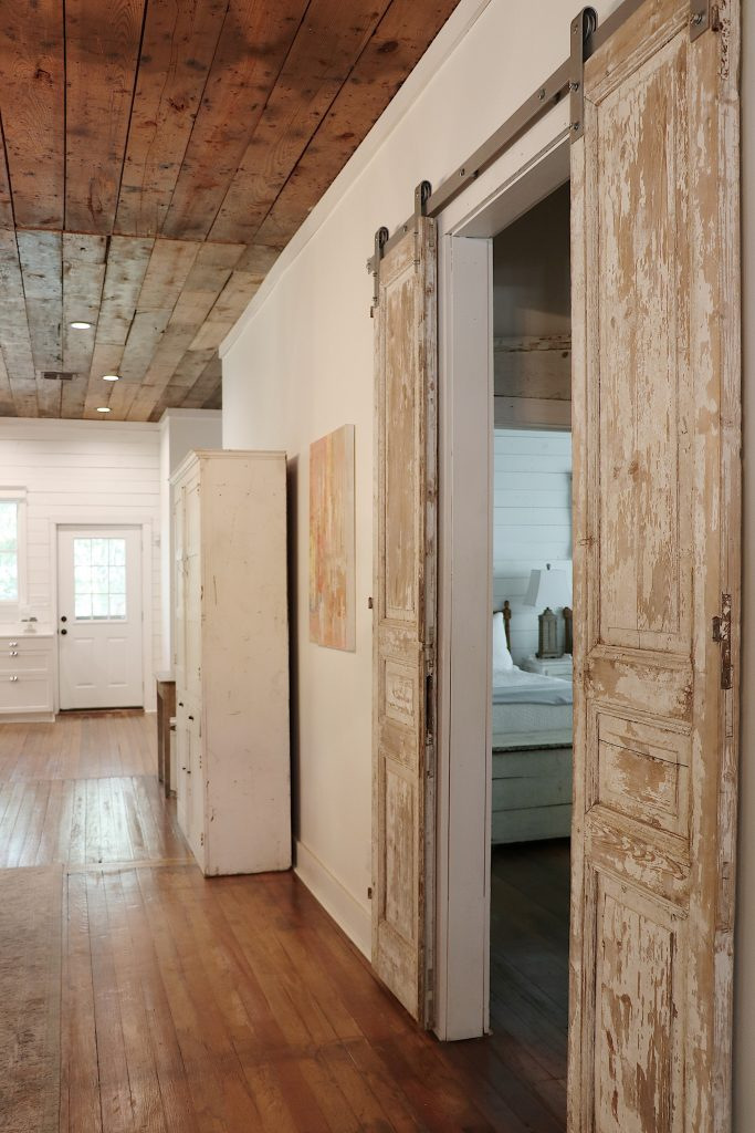 Vintage French Doors