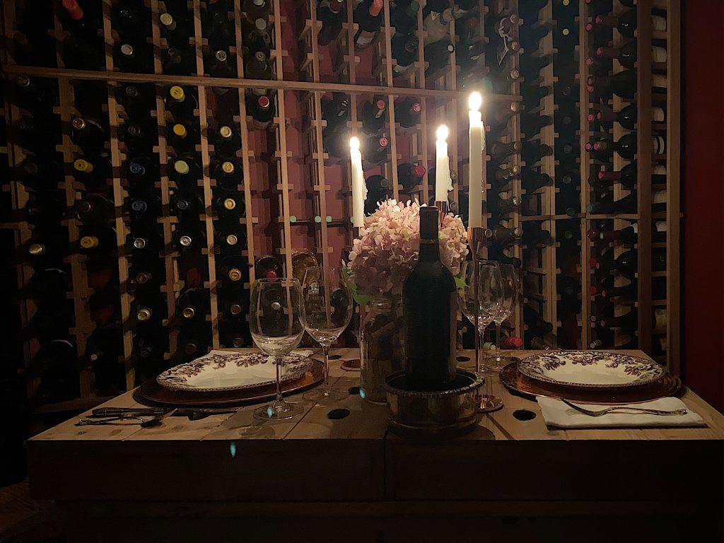 Wine Cellar Dinner