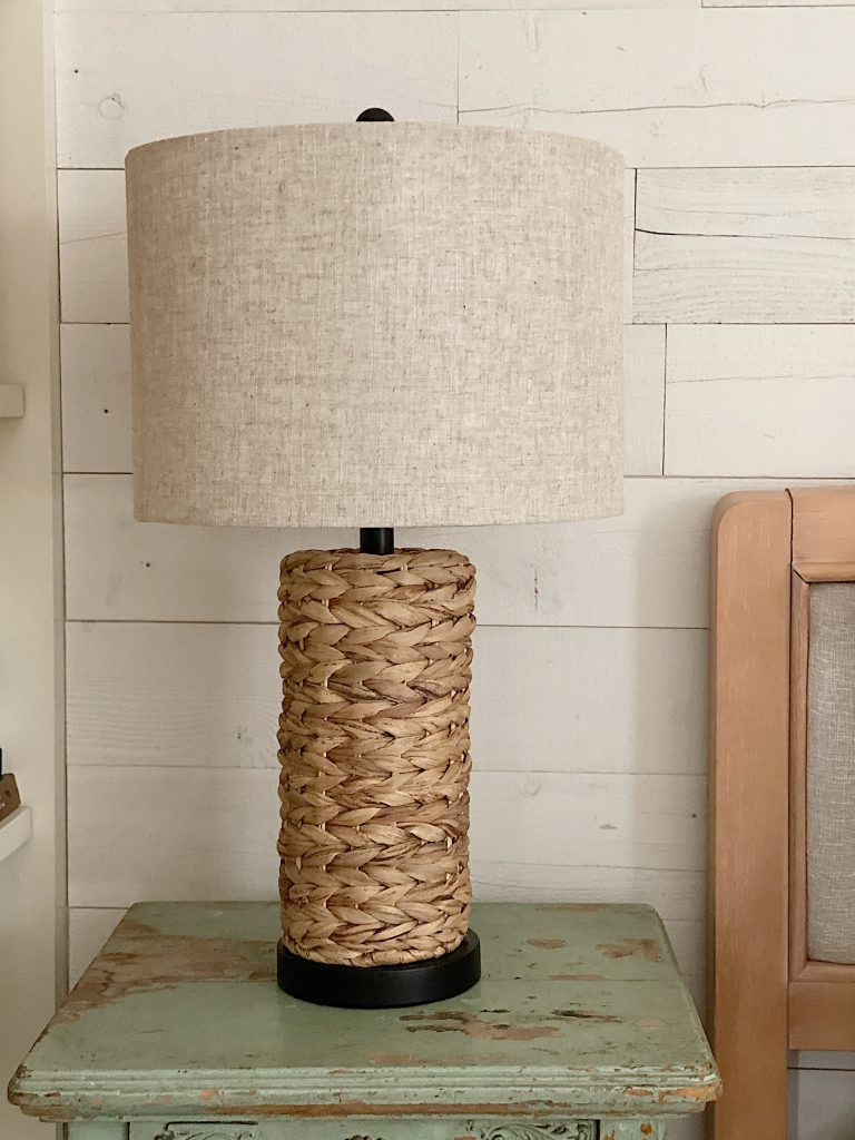 Bedroom Makeover Table Lamp