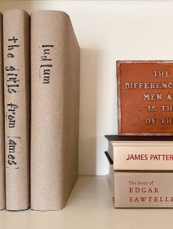 Bookcases Reorganization