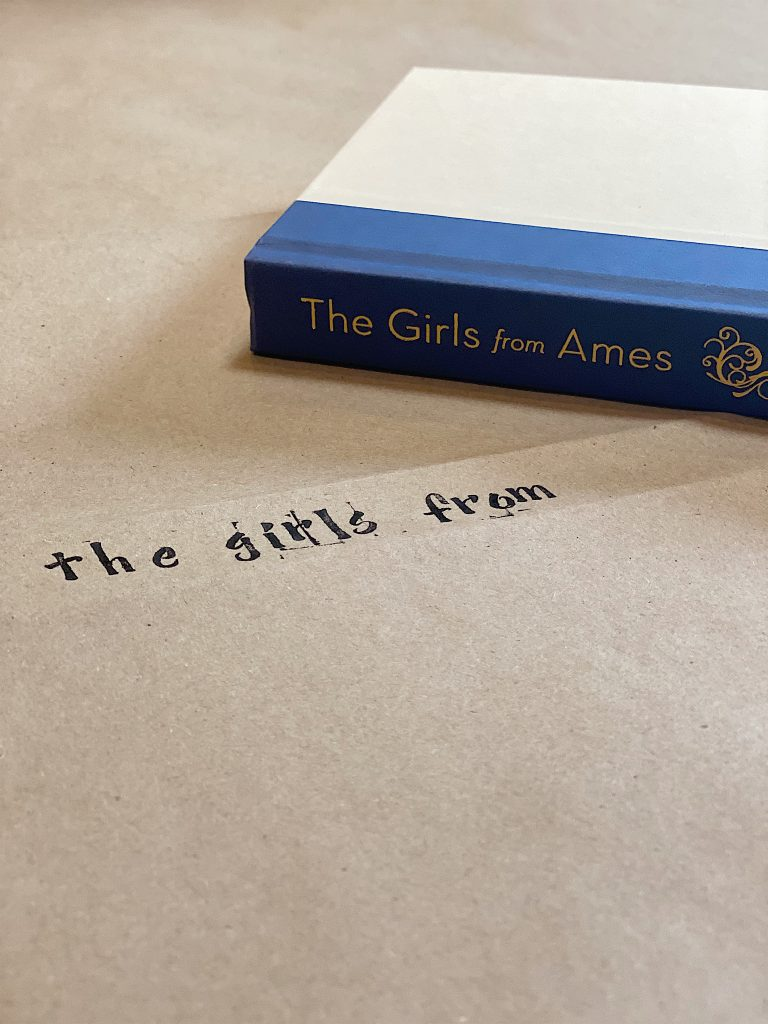 Covering Books with Brown Paper
