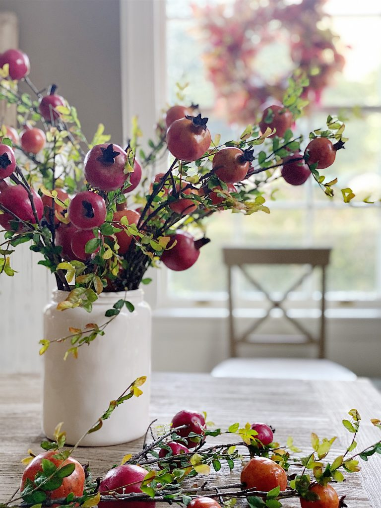 Fall Decor Florals
