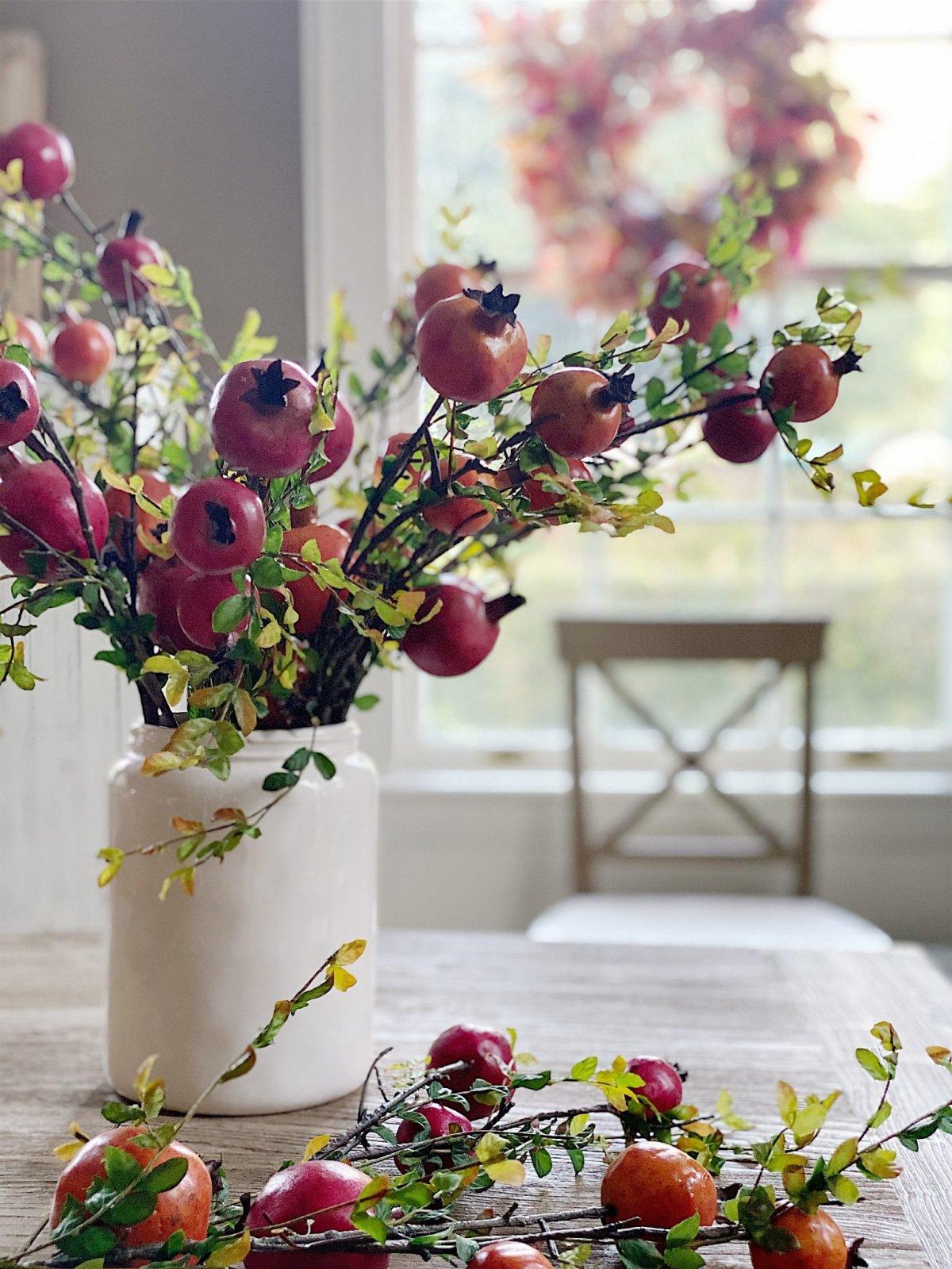 Fall Decor Florals