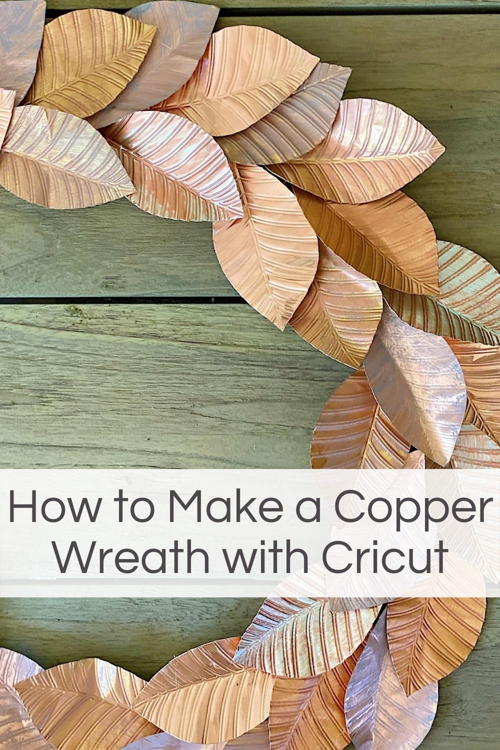 This is my favorite DIY wreath ever! Today I am sharing how to make this copper metal wreath plus more favorite wreaths for fall.