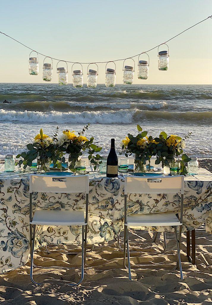 Ocean Front Dinner