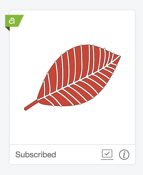 Magnolia Leaf Pattern