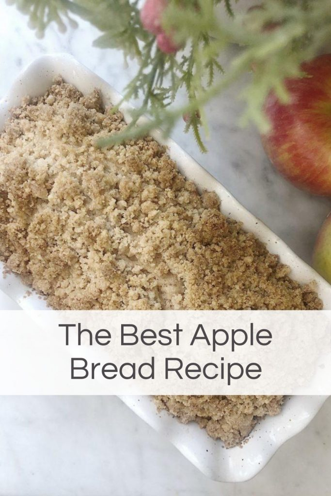 The Best Apple Bread Recipe