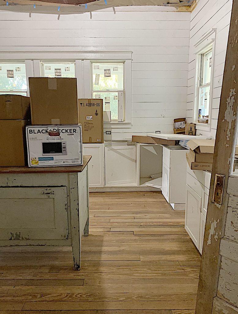 Waco Kitchen Installation