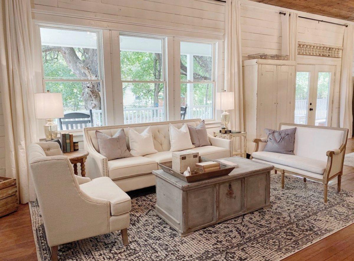 Waco Living Room