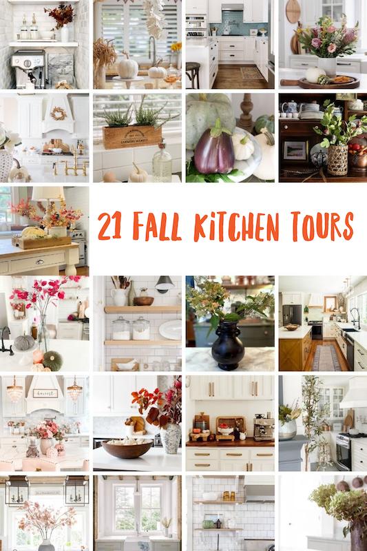 21 Fall Kitchen Tours