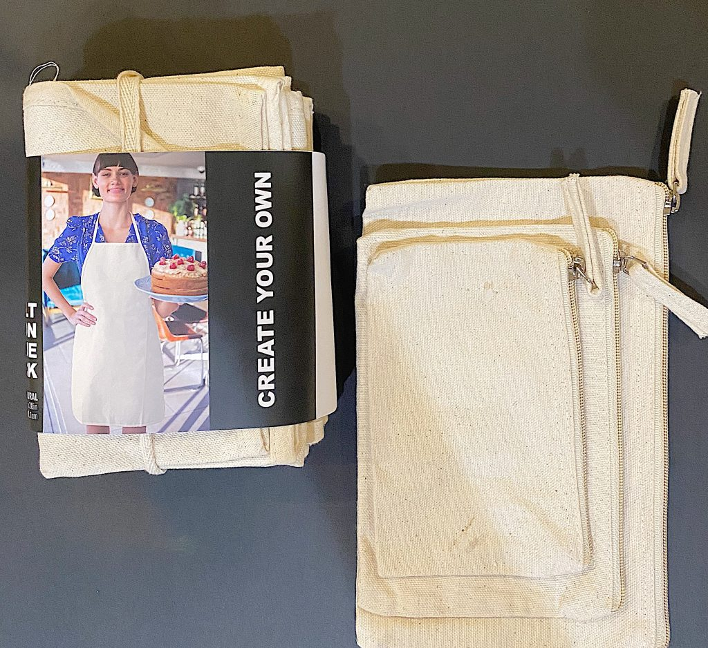 Aprons and Bags