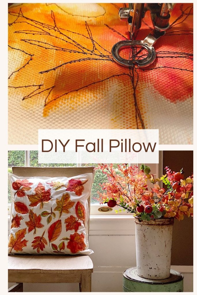 Copy of DIY Fall Pillow
