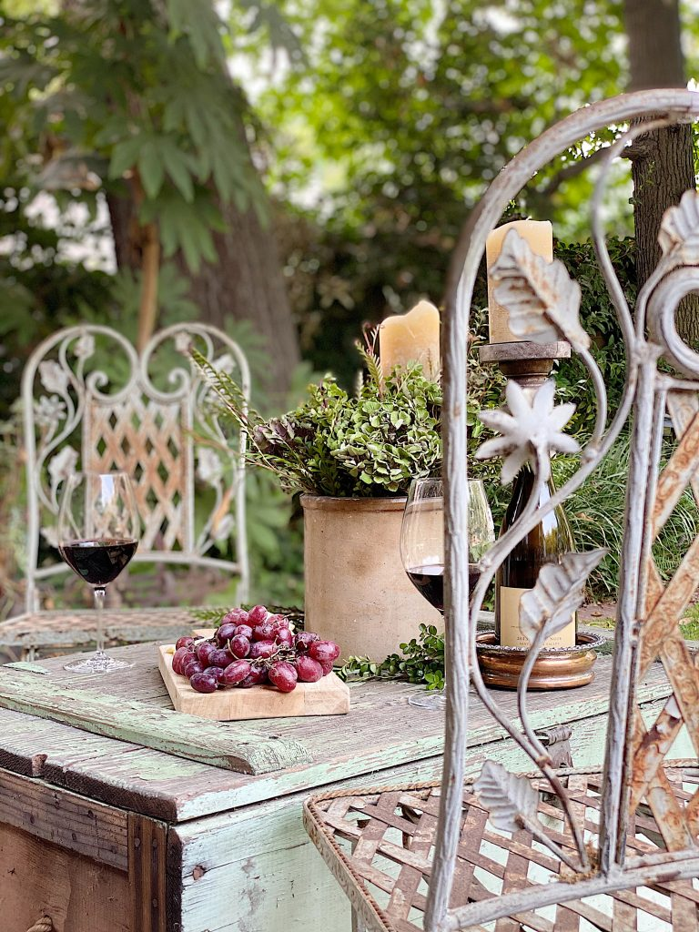 Fall Gatherings with Wine