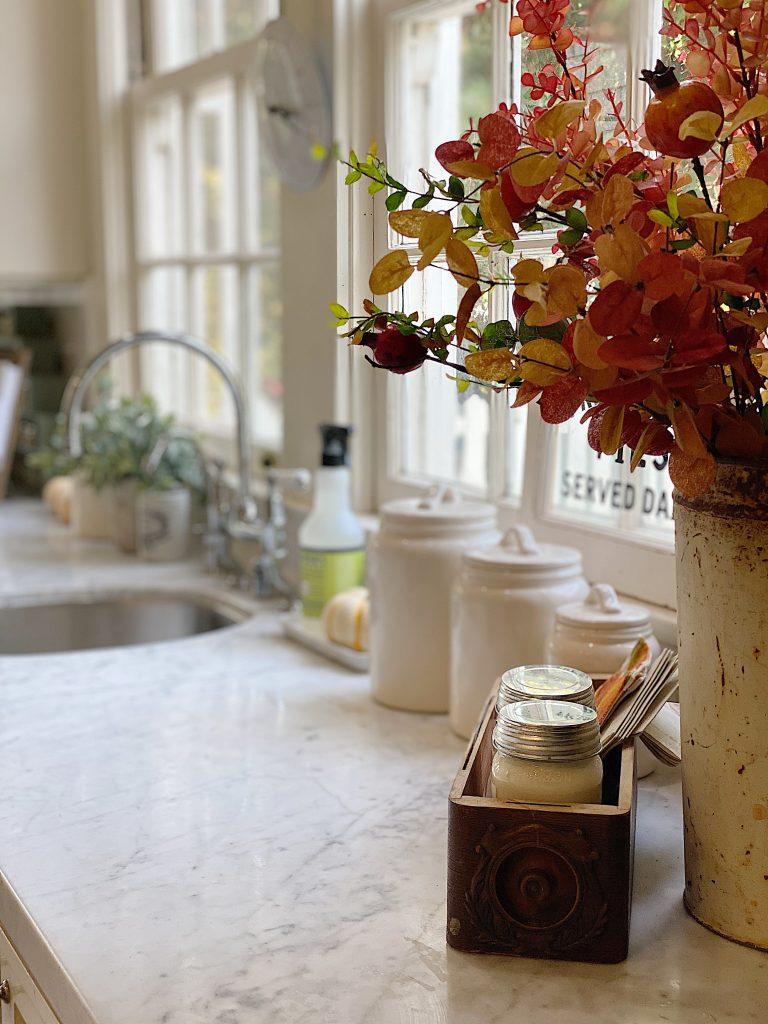 Fall Kitchen Decorations