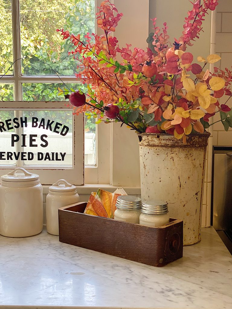 Adding Color to Your Kitchen for Fall