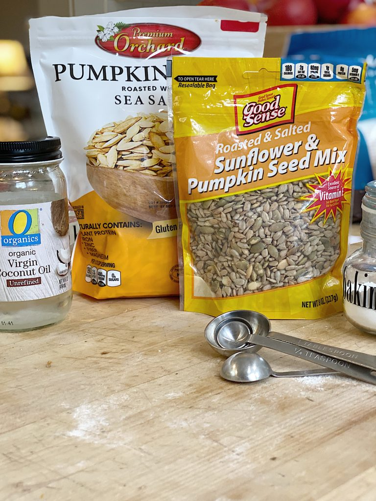 Pumpkin seed Toppings