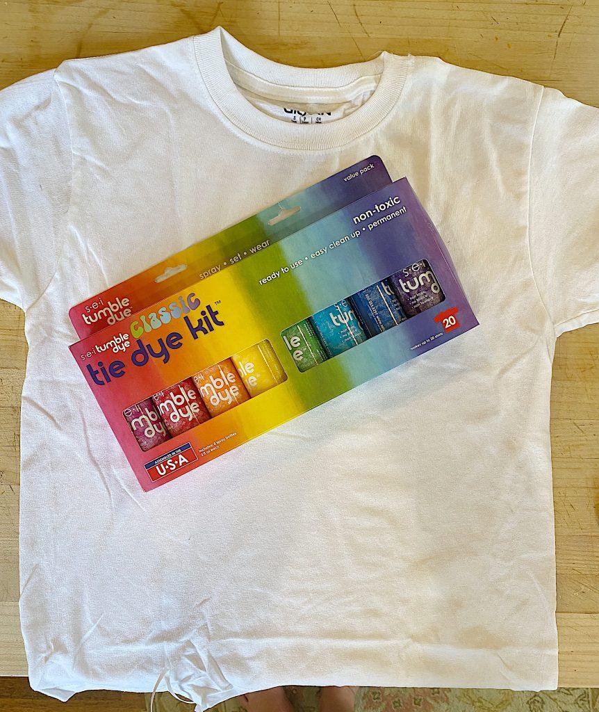 Tie Dye Kit for Tshirt