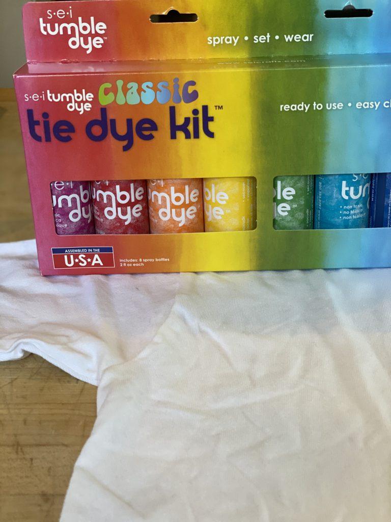 Tumble Tie Dye Kit