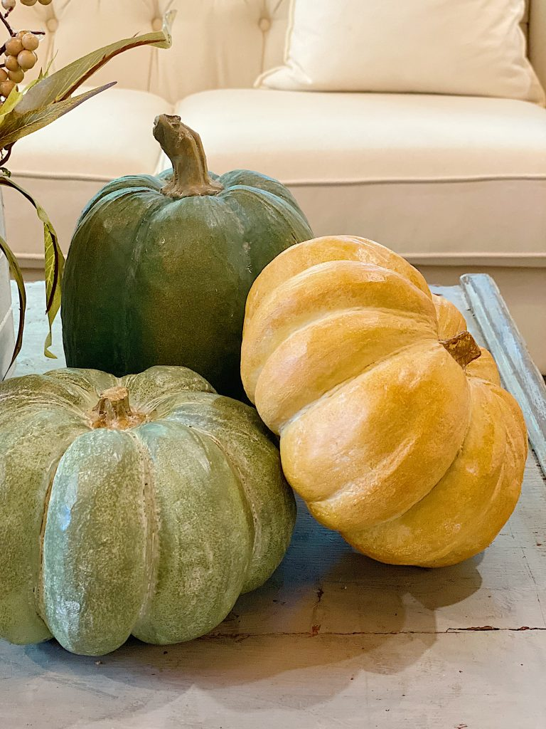 Balsam Hill Heirloom Pumpkins