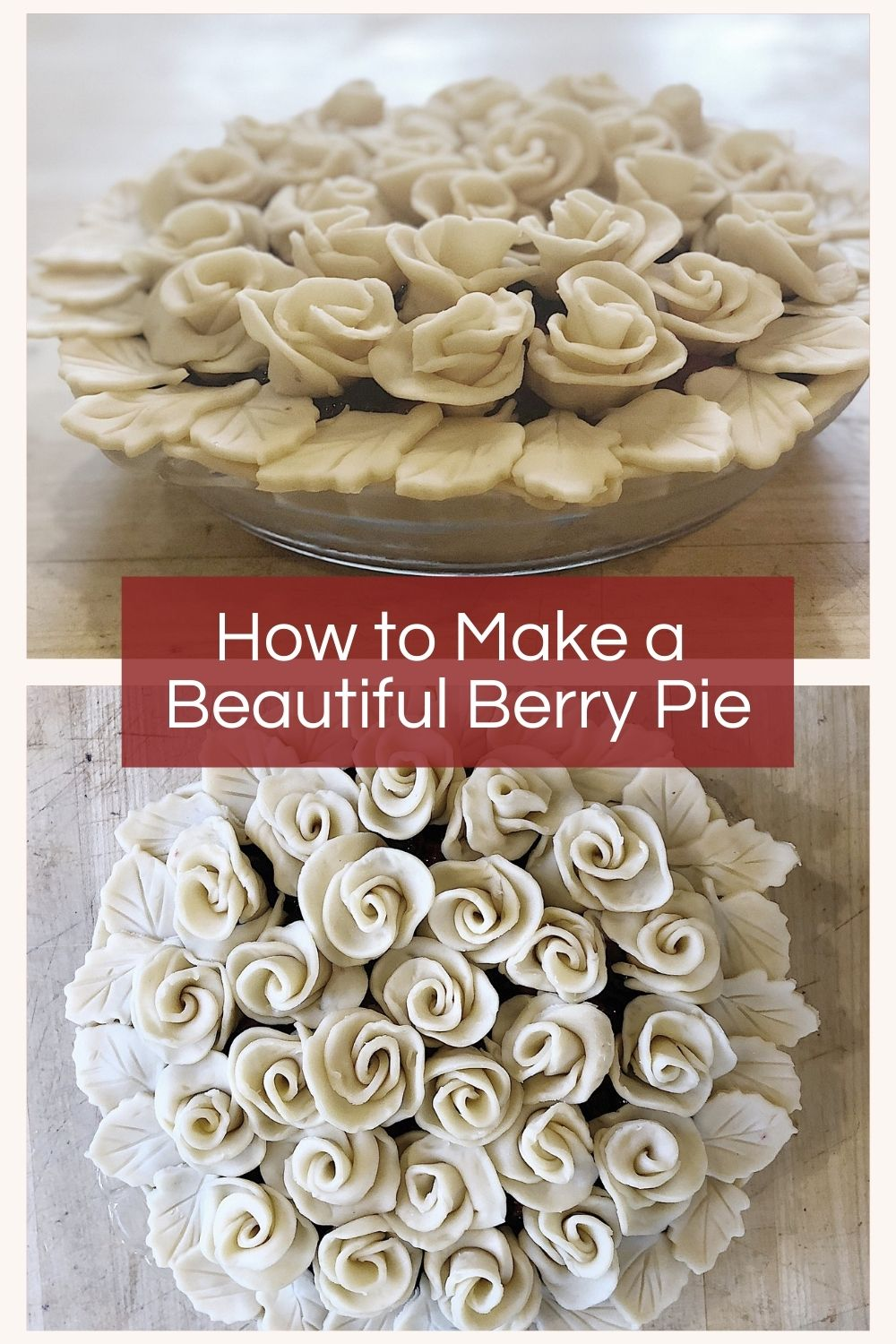 Today I am sharing my favorite recipe for Berry Pie. I feel very strongly that if you are going to make a pie, why not make it beautiful? I can t wait to share how to make this wonderful pie.