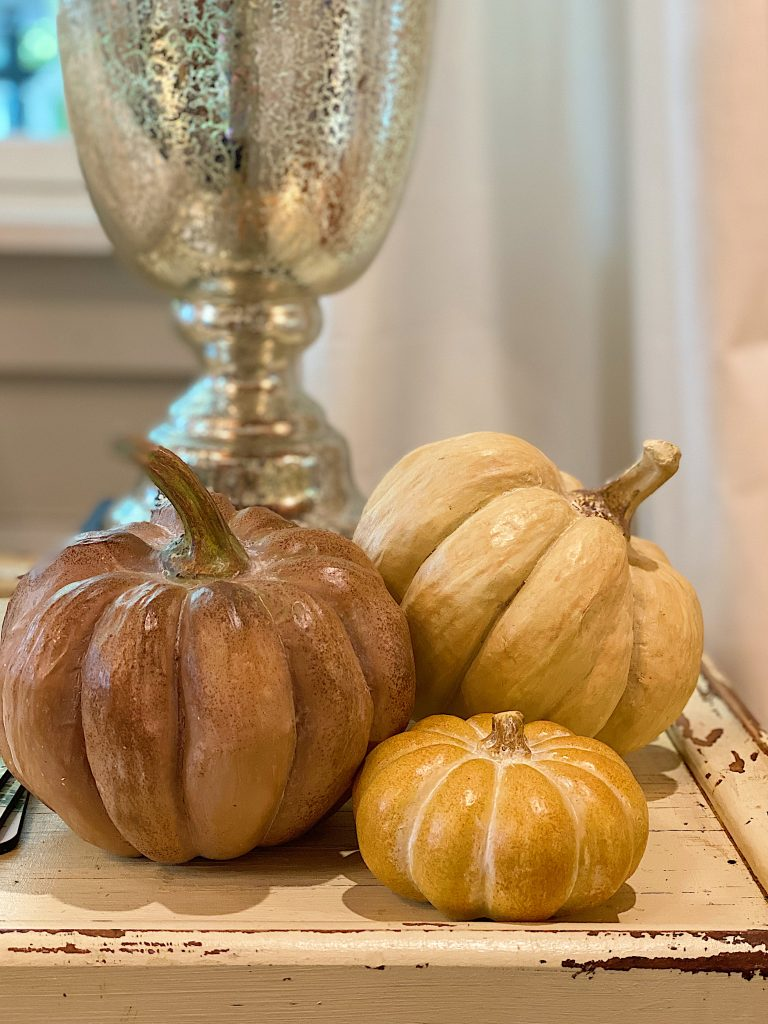 Heirloom Pumpkins from Balsam Hill