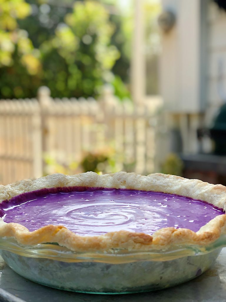 How to Make Easy Purple Sweet Potato Pie