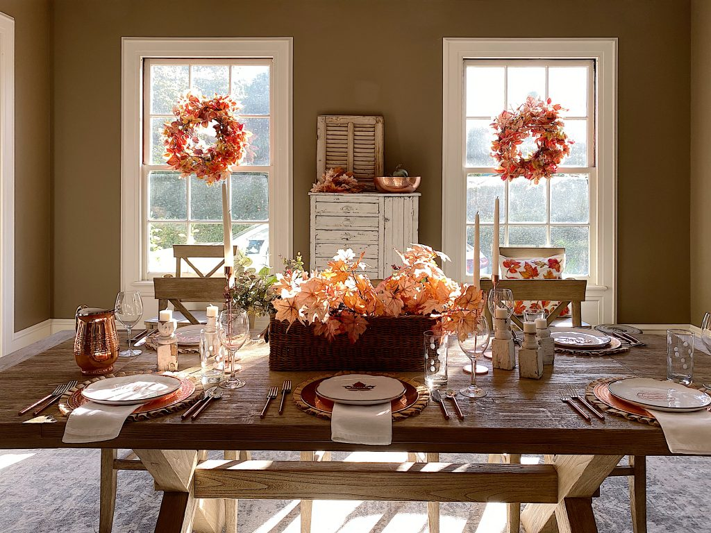 How to Set a Thanksgiving Table 22