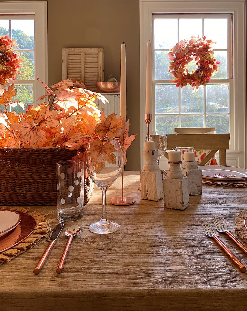 How to Set a Thanksgiving Table 23