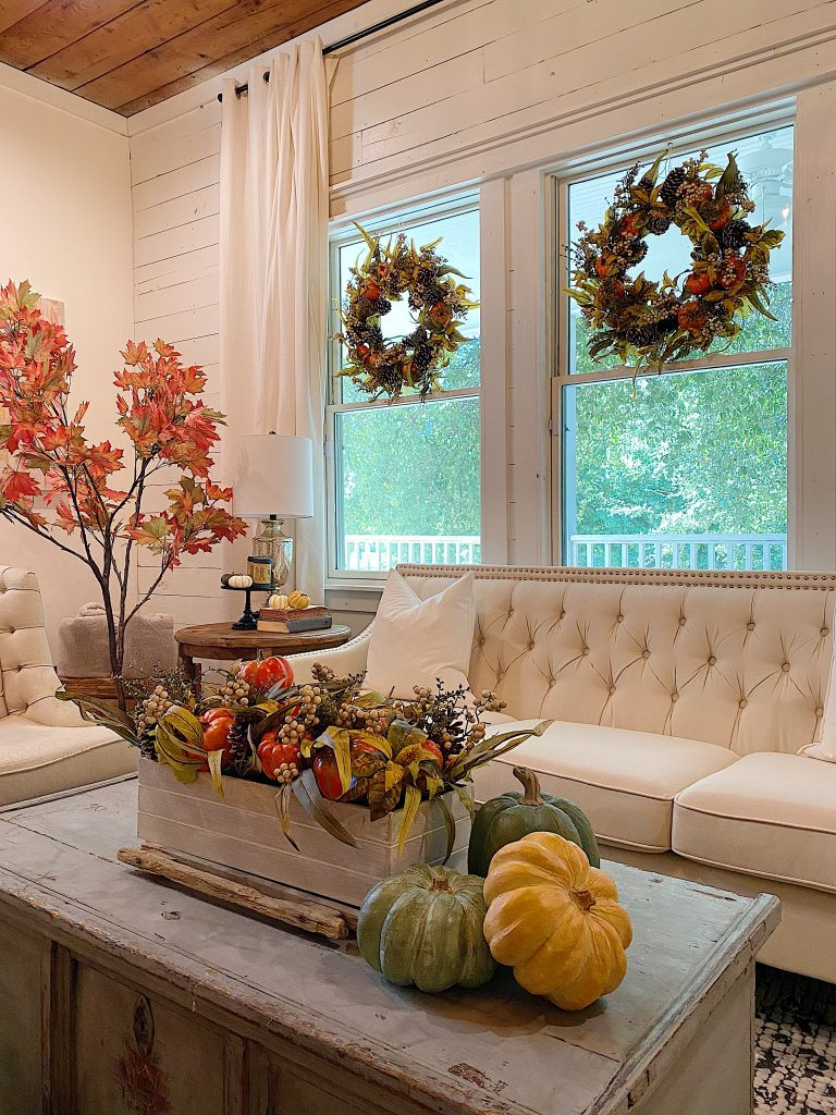 Waco Home Balsam Hill Fall Decor