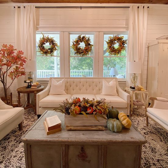 Waco Home Fall Decor from Balsam Hill