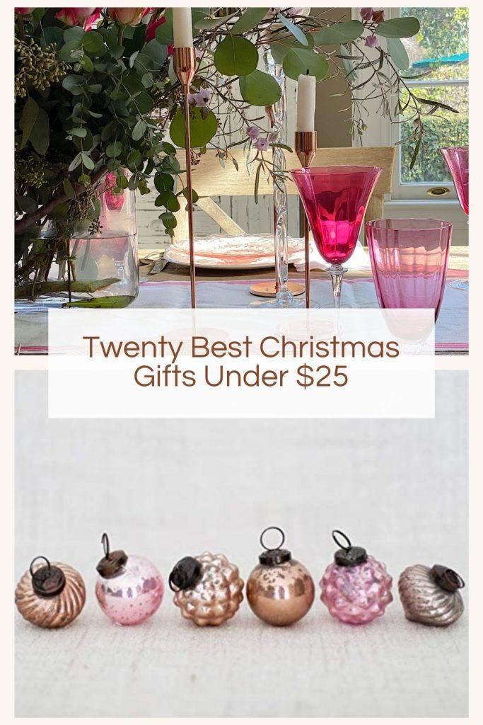 20 Best Gifts Under $25