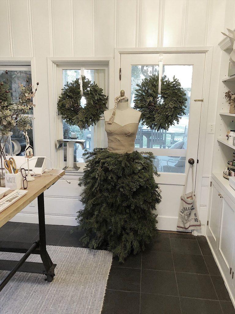 Craft Room Christmas