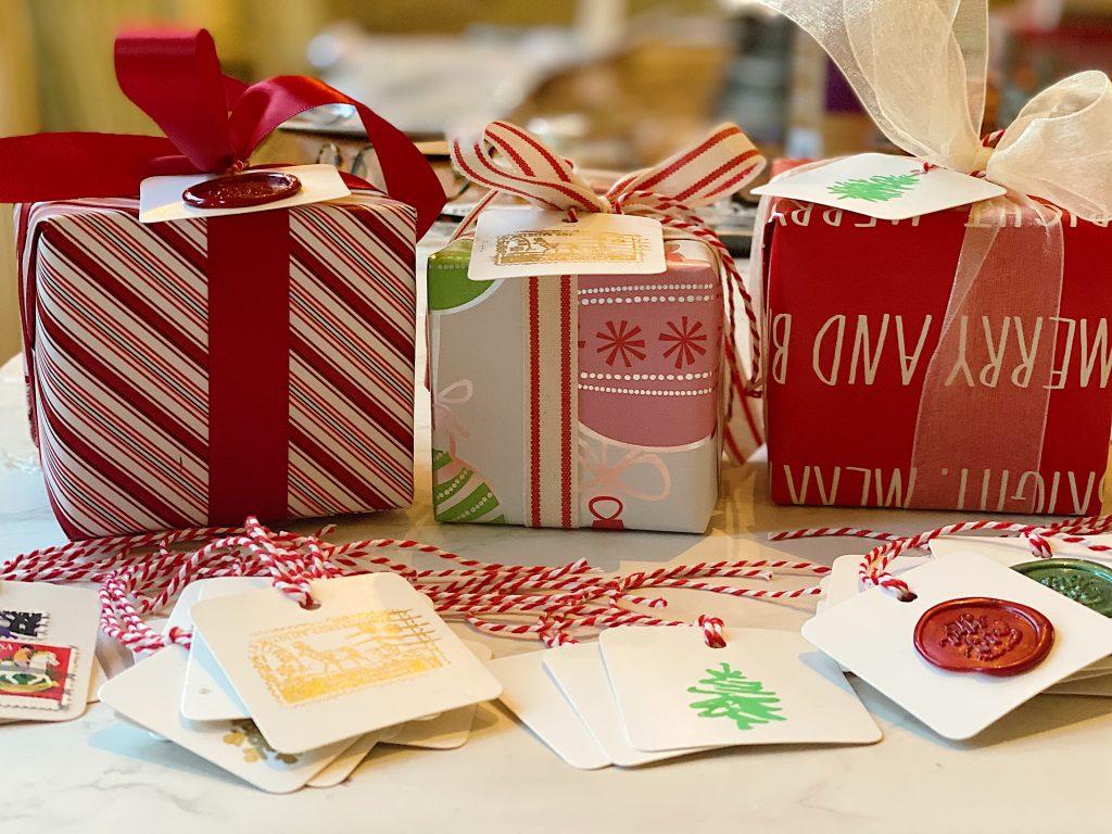 DIY Holiday Gift Tags