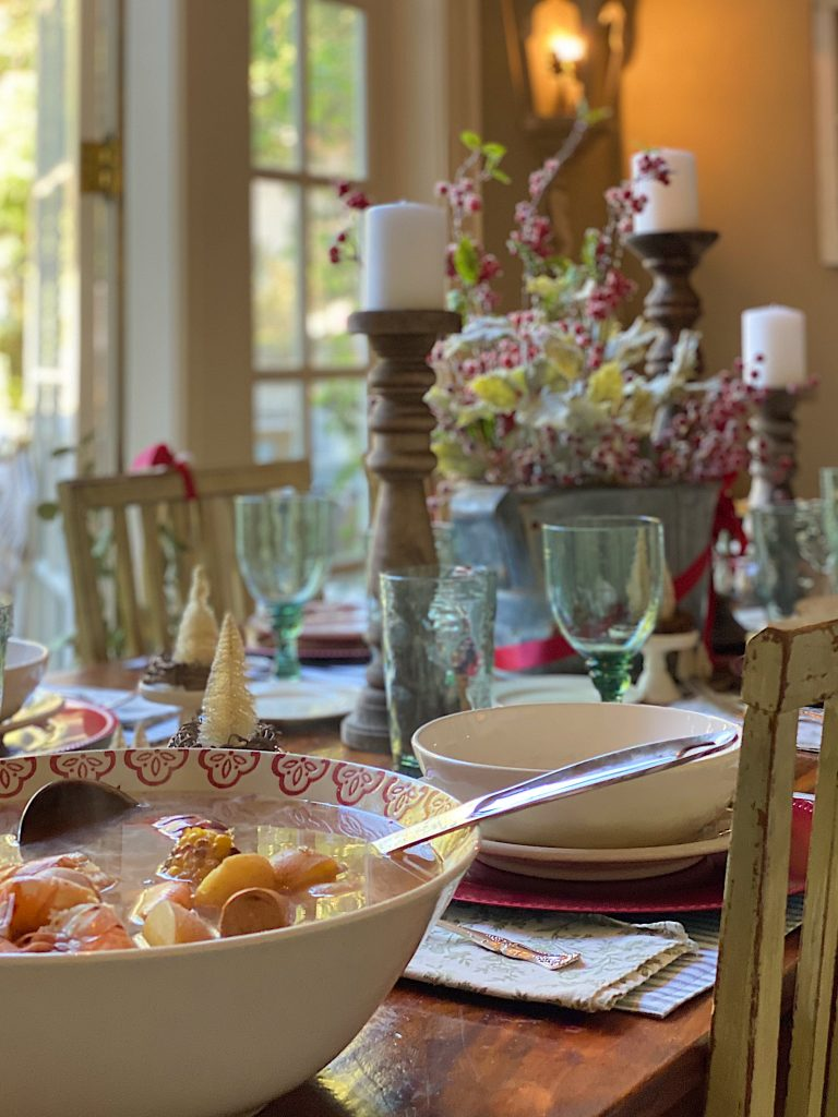 Dinner Grill Ideas Holiday