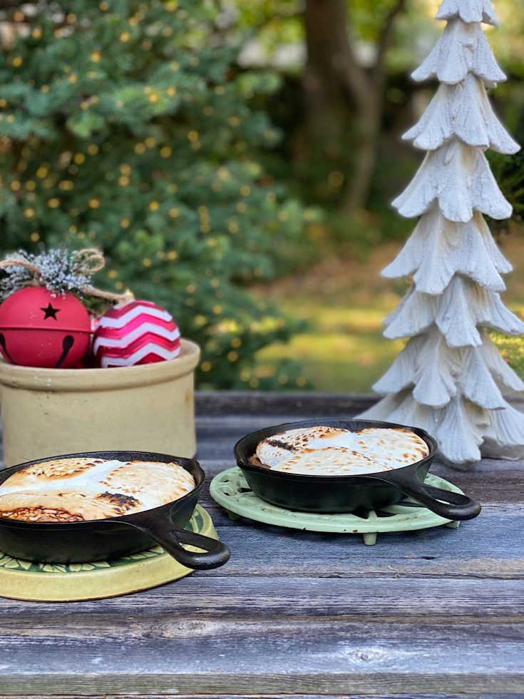 Dinner Grill Ideas Holiday Smores