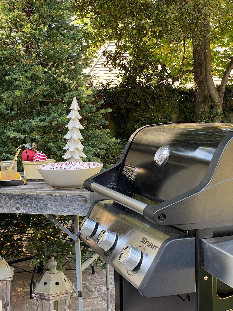 Dinner Grill Ideas Holiday Theme