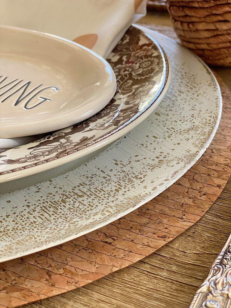 Friendsgiving Table Setting 18