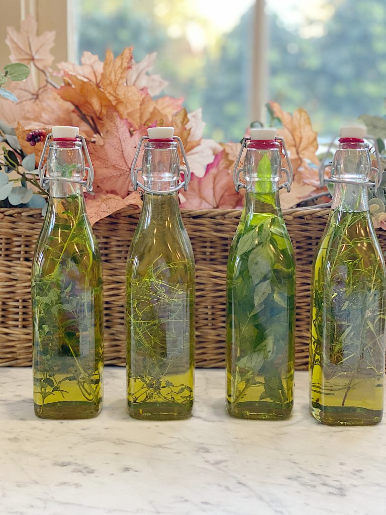 How to Make Infused Olive Oils